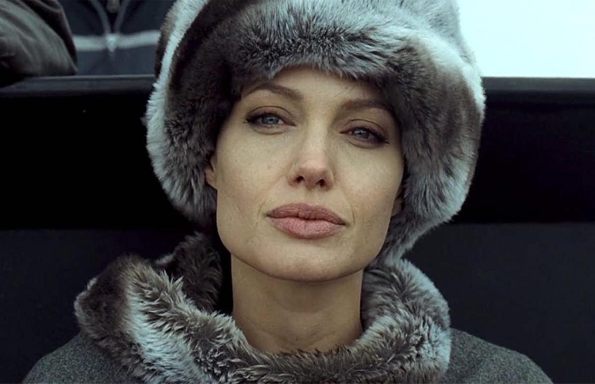 Анджелина Джоли в роли разведчицы Натальи Ченковой в фильме«Солт»