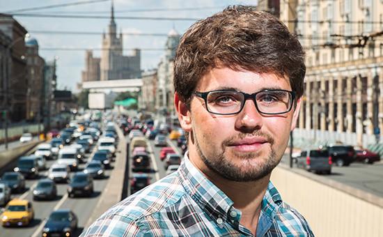 Один изсоздателей компании Raxel Telematics Дмитрий Рудаш