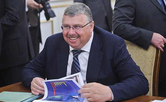 Бывший глава Федеральной таможенной службы Андрей Бельянинов