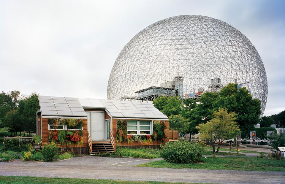 Монреаль. Ярмарка, 1967