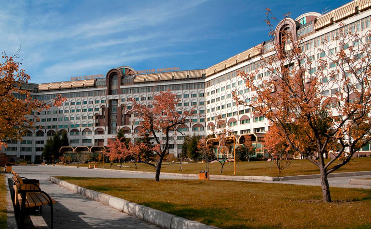 Центр сердечно-сосудистой хирургии им. Бакулева