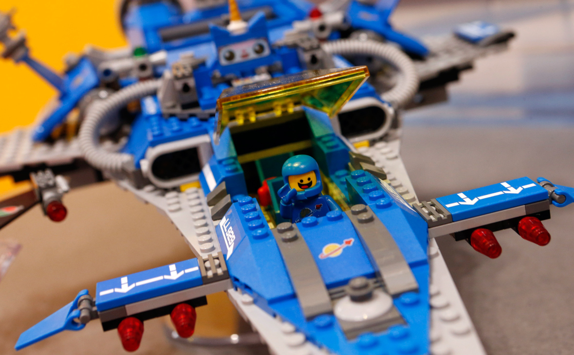 Фото: Jason DeCrow / AP Images for LEGO Systems