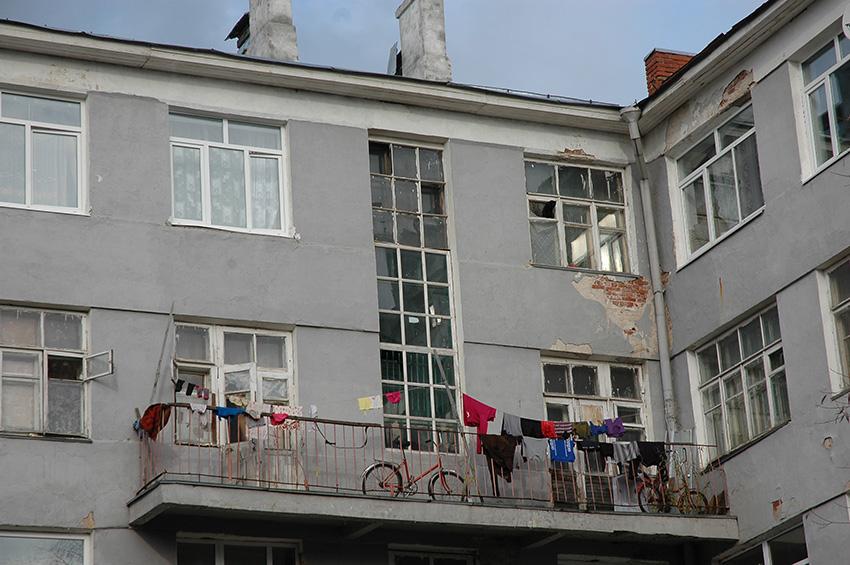 Жилой дом в Орехово-Зуево
