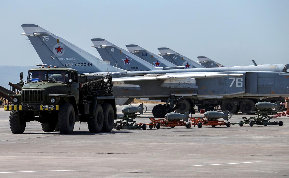 Фото: Vadim Savitsky / Russian Defense Ministry / Reuters