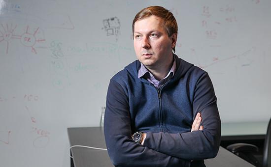 Генеральный директор Mail.ru Group Дмитрий Гришин