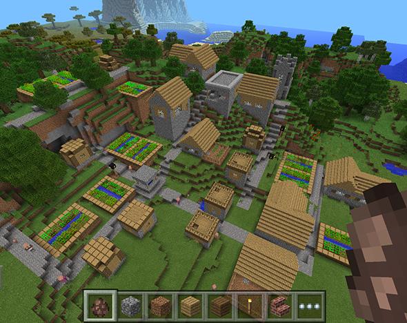 Фото: Minecraft – Pocket Edition