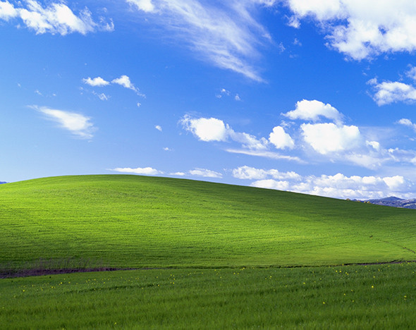 Фото: Microsoft/Charles O'Rear