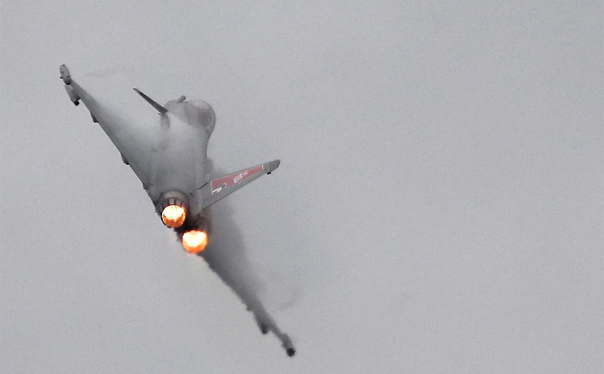 Многоцелевой истребитель Eurofighter Typhoon