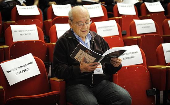 Президент фонда «Династия» Дмитрий Зимин