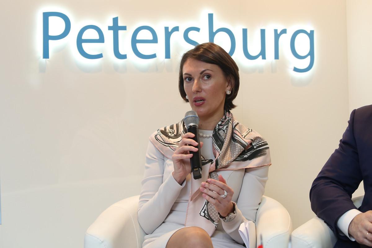 Экс-председатель комитета по инвестициям Петербурга Ирина Бабюк