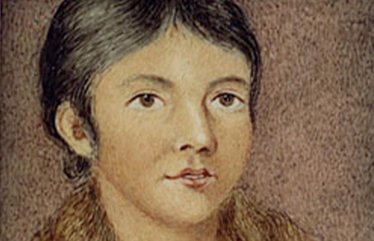 Демасдуит, жена вождя племени беотуков(1819)