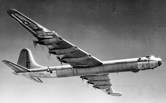 Бомбардировщик США B-36