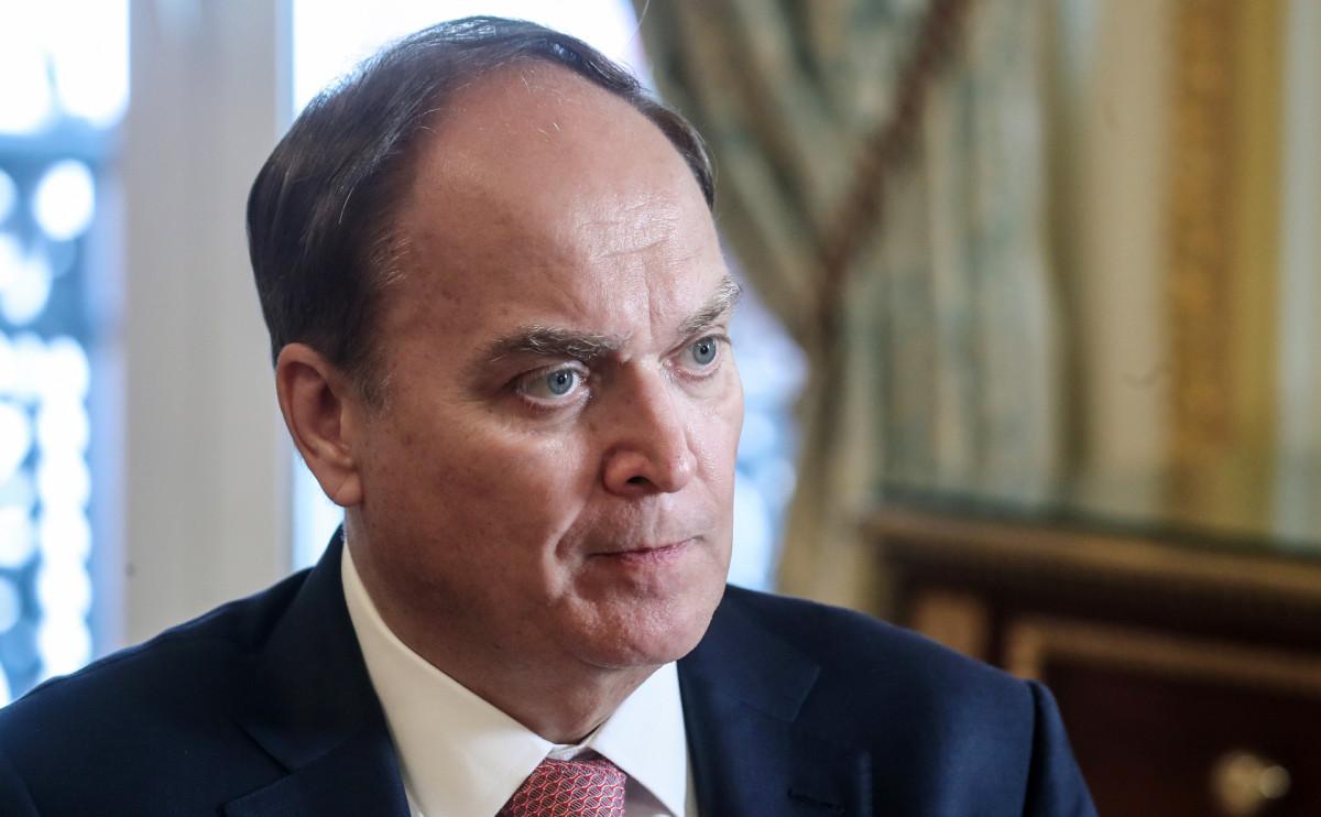 Россия запросила первые контакты с новой администрацией США