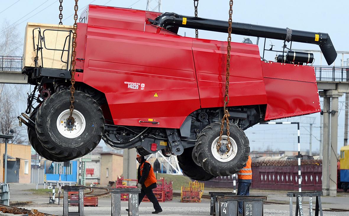Белорусский завод сельскохозяйственной техники «Гомсельмаш»
