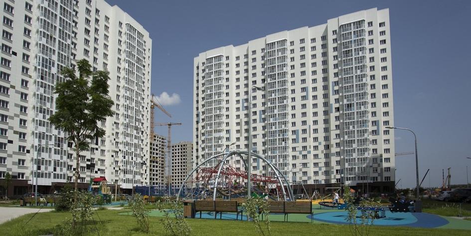 Новостройки в Москве