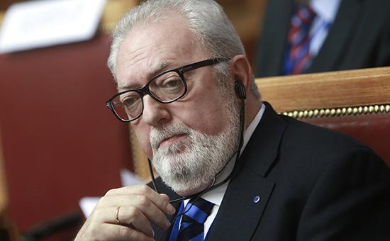 Председатель ПАСЕ Педро Аграмунт