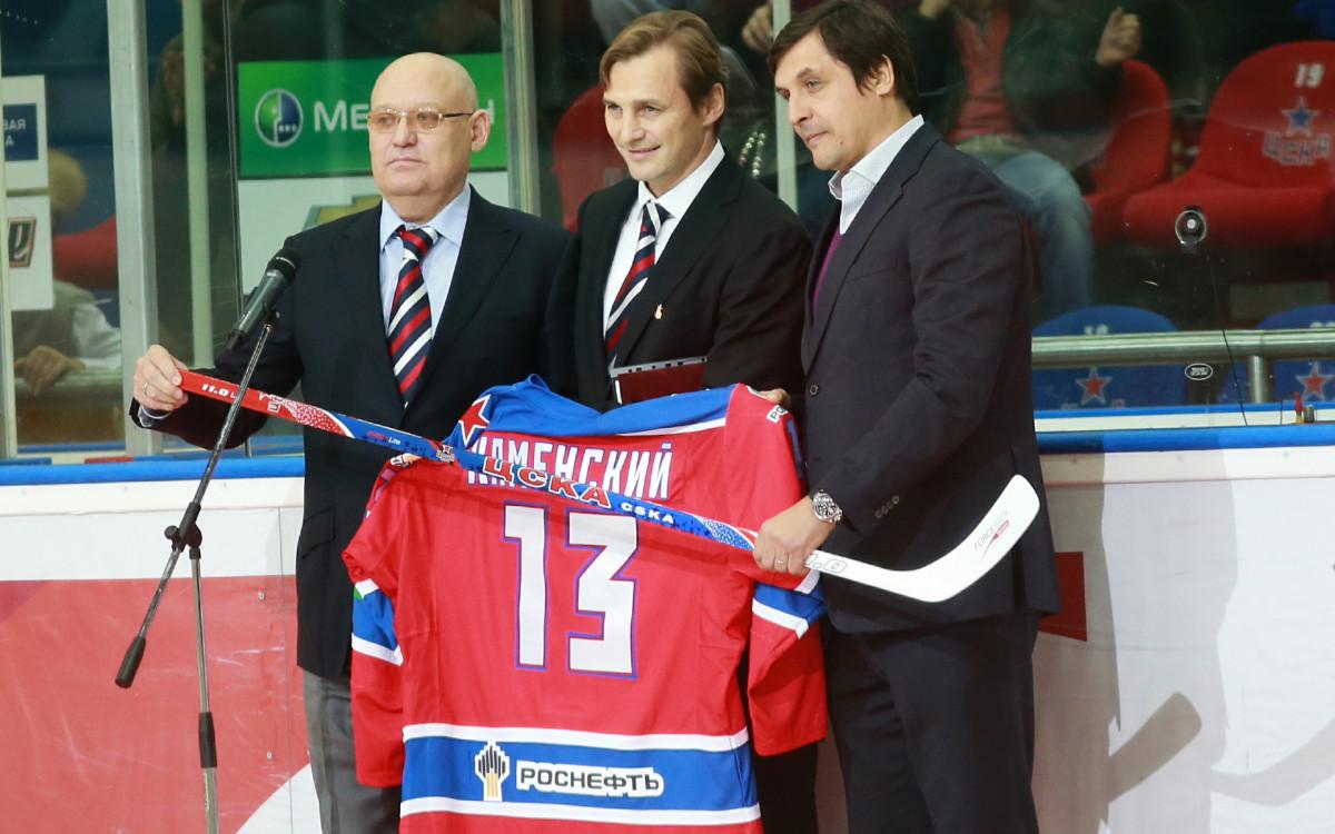 Фото: Сергей Федоров и Валерий Каменский (Фото: Global Look Press)