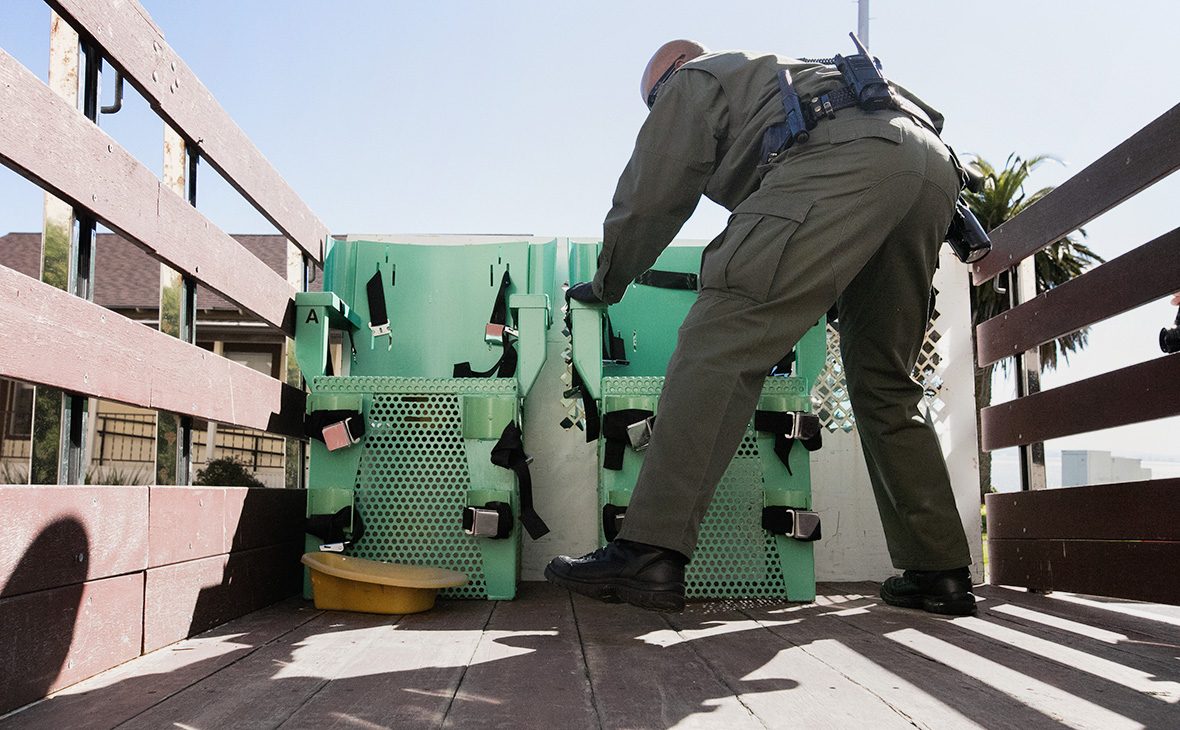 Фото: California Department of Corrections and Rehabilitation / Getty Images