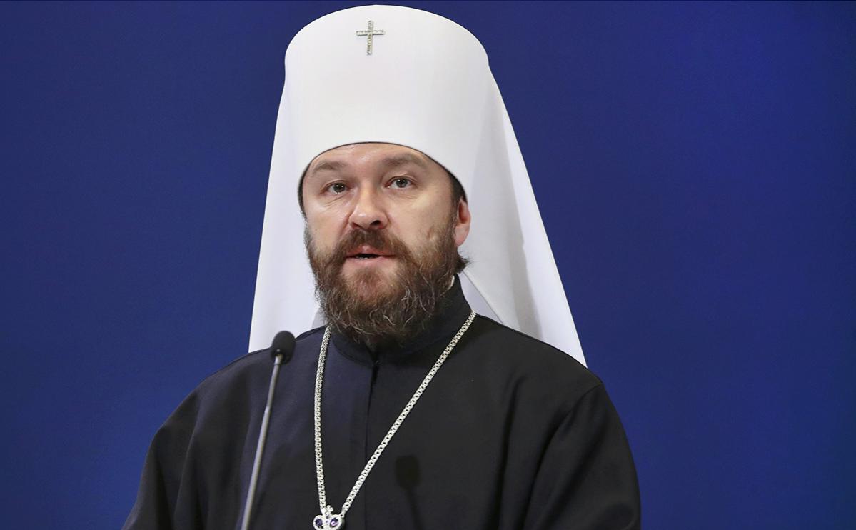 В РПЦ сочли недопустимым вовлечение детей «в политическое противостояние»