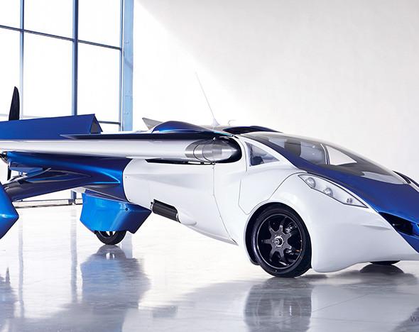 Фото: aeromobil.com