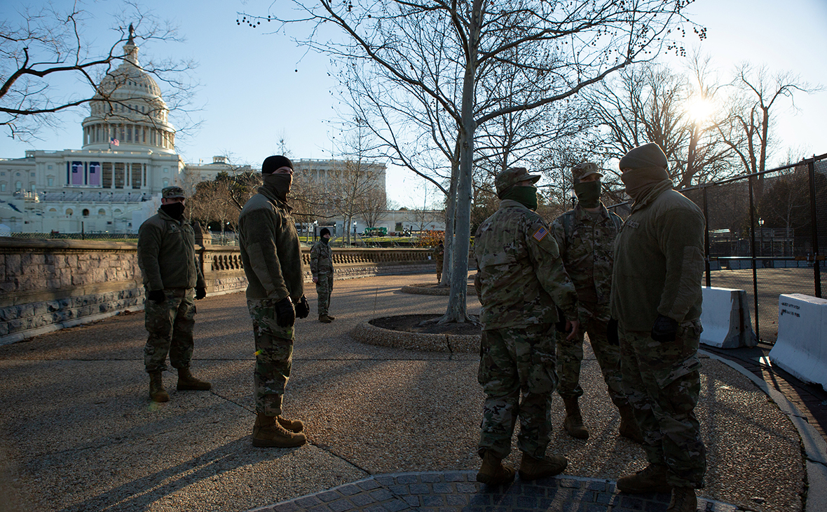 NYT узнала о планах вооружить бойцов нацгвардии США в день инаугурации