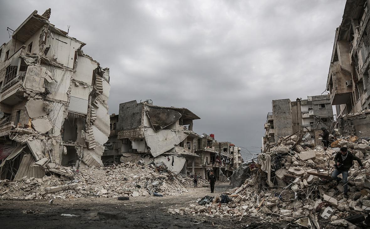 Фото: Anas Alkharboutli / dpa / Global Look Press