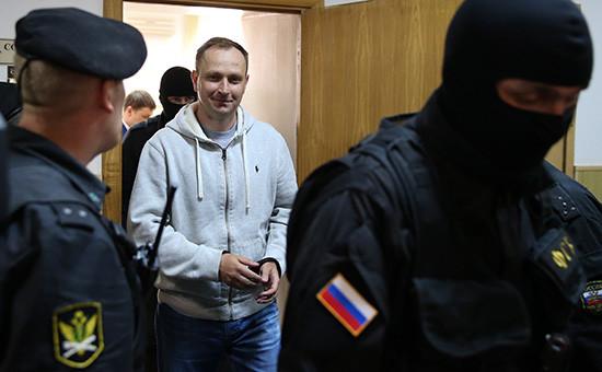 Бывший руководитель Главного управления экономической безопасности и противодействия коррупции МВД России генерал Денис Сугробов