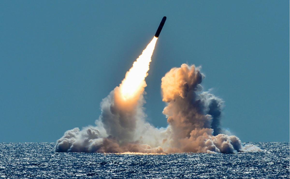 Фото: Ronald Gutridge / U.S. Navy