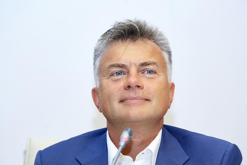 Совладелец и гендиректор сети «Теремок» Виталий Свидовский