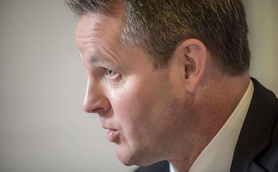 Президент подразделения фармацевтической продукции Abbott Майкл Вормут