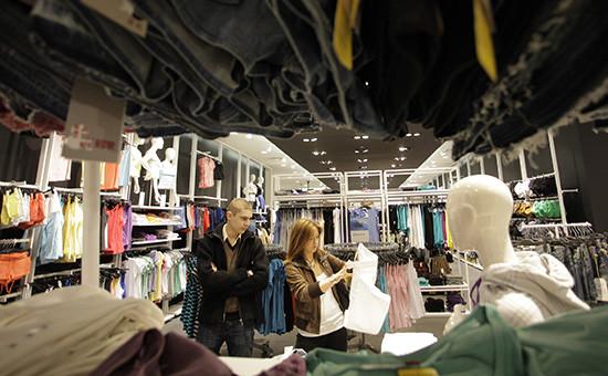 Магазин H&M в Москве