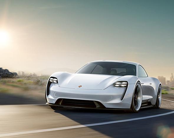 Фото: пресс-материалы Porsche