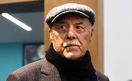 Кинорежиссер ипредседатель комитета Госдумы покультуре Станислав Говорухин
