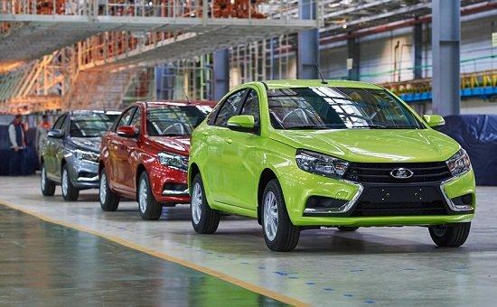"""ГК """"Автокомпонент"""" является одним из поставщиков для новой модели Lada Vesta, выпуск которой начался в сентябре"""