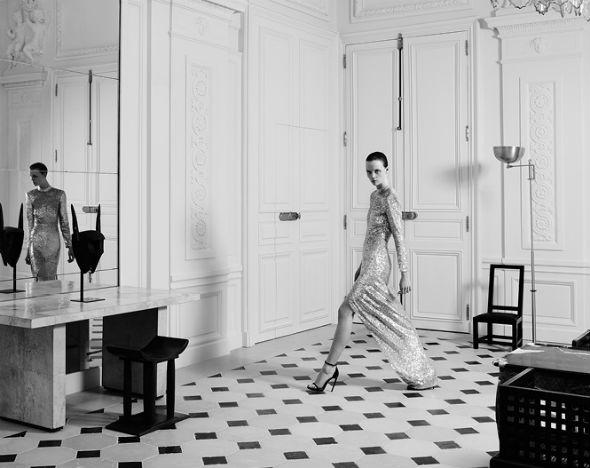 Фото: Hedi Slimane for Saint Laurent Paris