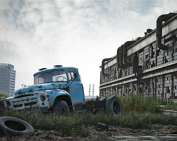 Фото: Антон Туркин; Комплекс градостроительной политики и строительства города Москвы