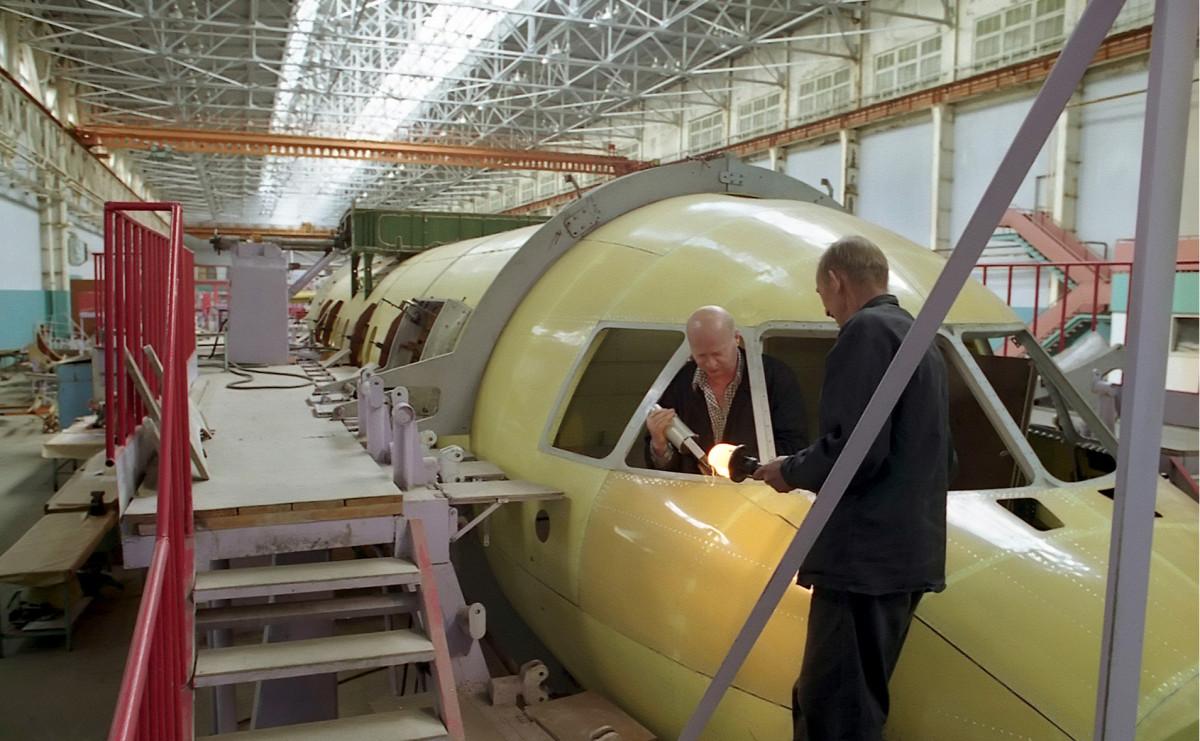 Самарский авиационный завод «Авиакор»