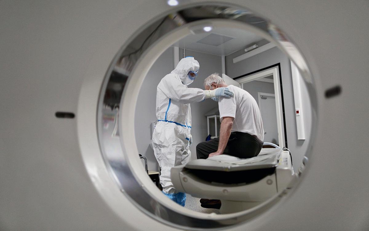 В России вновь выявили менее 9 тыс. случаев коронавируса за сутки