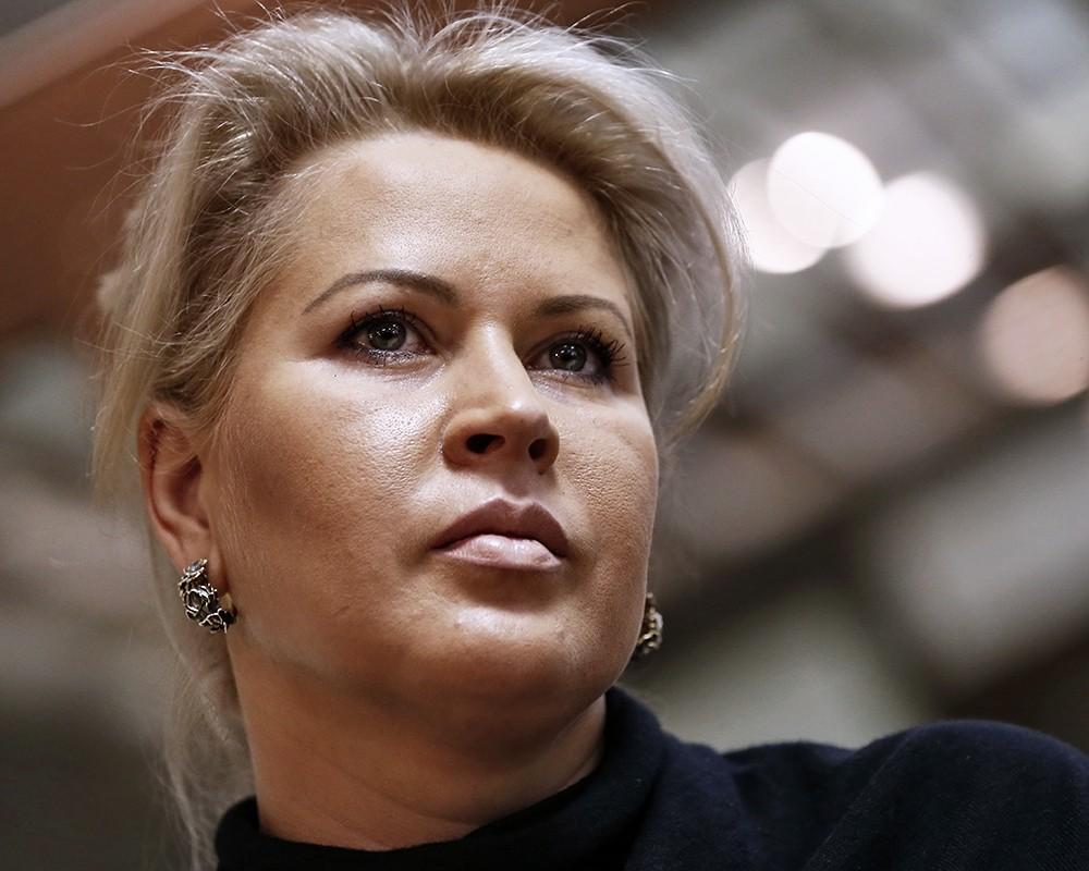 Евгения Васильева,  экс-глава департамента имущественных отношений Минобороны