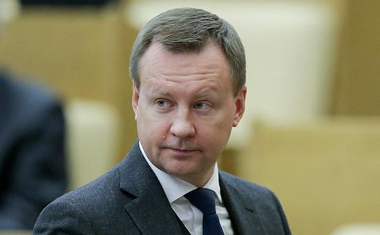 Бывший депутат Государственной думы от КПРФДенис Вороненков