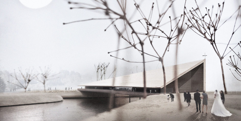 Проект церкви-моста