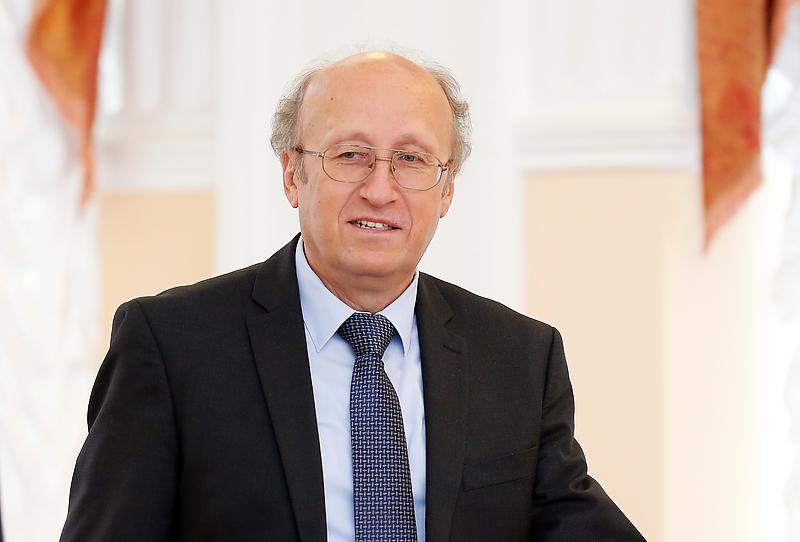 Вице-губернатор Санкт-Петербурга Михаил Мокрецов