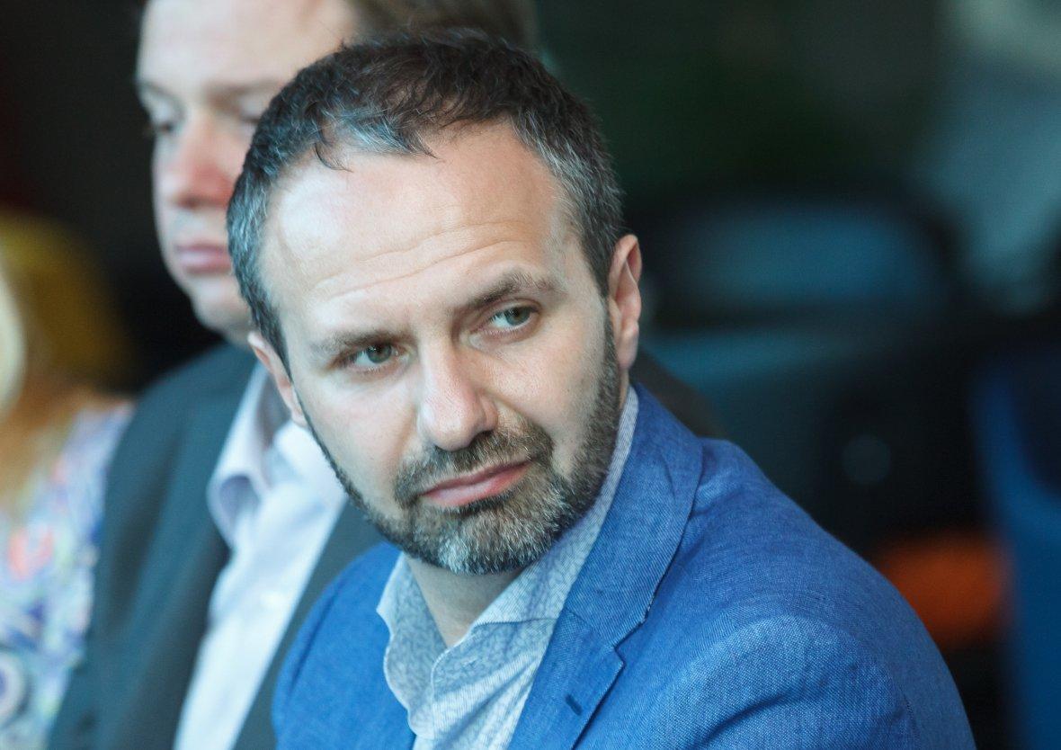 Управляющий партнер ГК «220 Вольт» Алексей Федоров