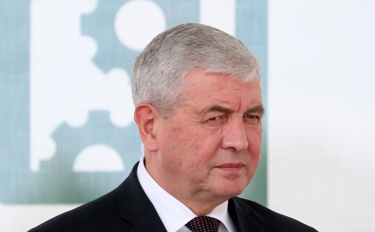 Посол Белоруссии Владимир Семашко