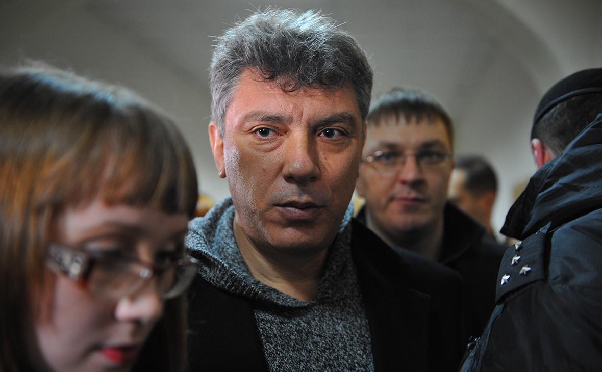 Борис Немцов. Ноябрь 2013 года