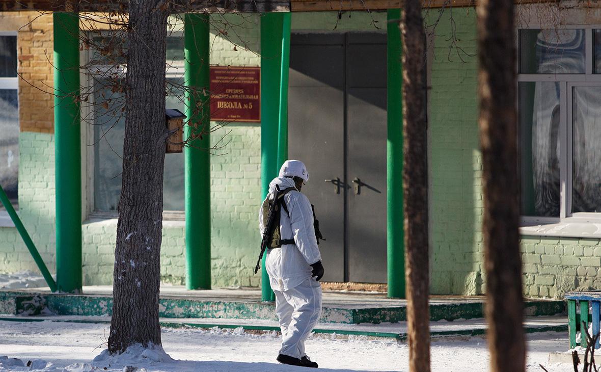 Класс школы №5. Улан-Удэ