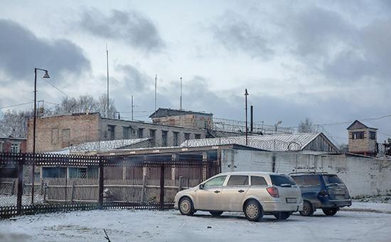 Въезд вколонию (ИК-7) в городе Сегеж, гдесодержится Ильдар Дадин