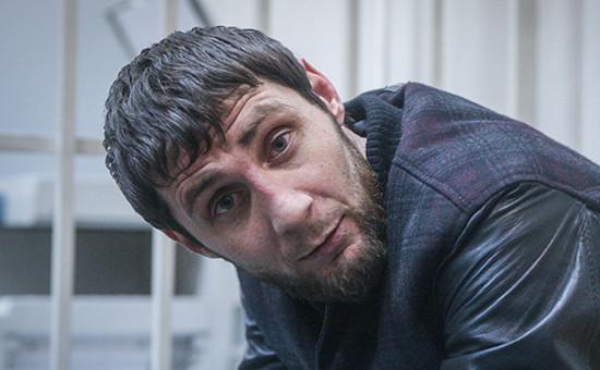 Главный фигурант дела об убийстве Бориса Немцова Заур Дадаев