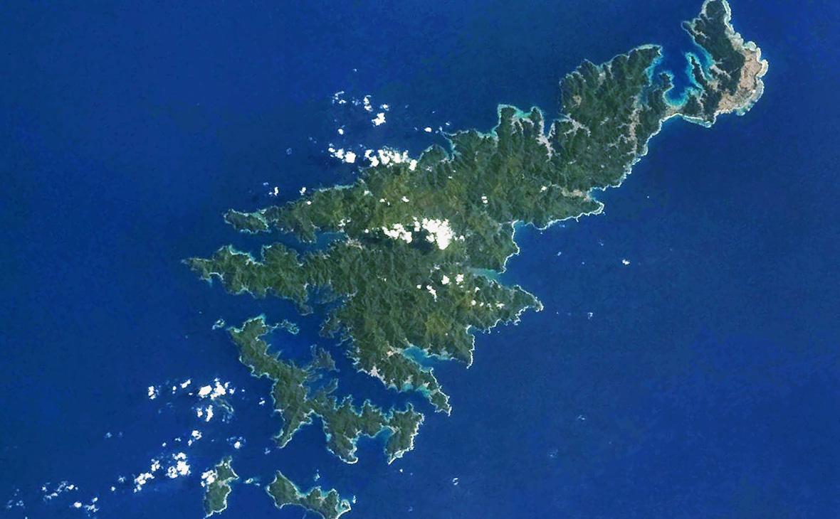 Остров Амамиосима