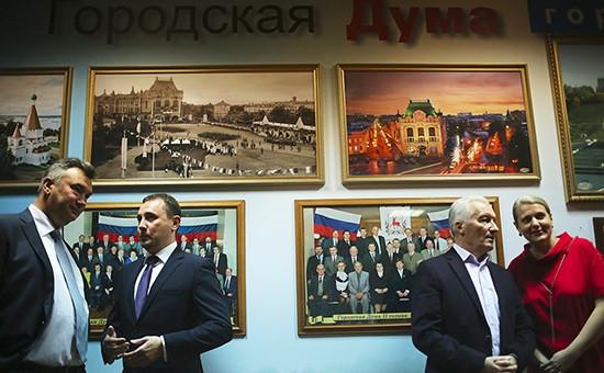 Нижегородская дума проведет конкурс на замещение должности главы администрации города 3 ноября